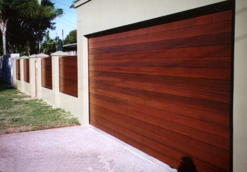 Cedar Garage Doors And Gates Gold Coast Supply And