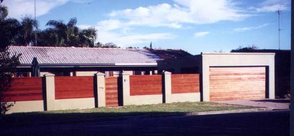 Cedar Garage Doors And Gates Gold Coast Supply And