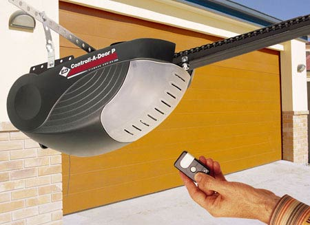 Automatic Openers Operators For Panel Or Sectional Garage