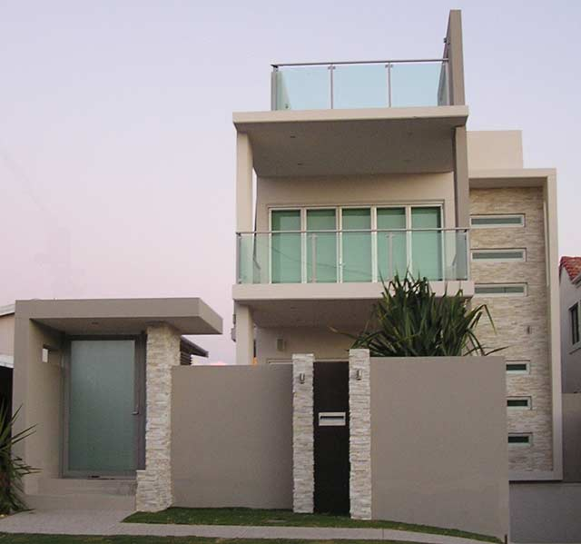 Image Gallery of Modern House Gate Design