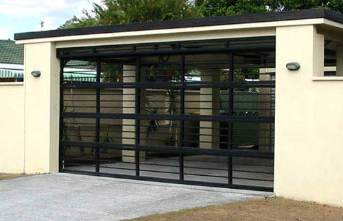 Bar Panel Door By Pirie Enterprises Gold Coast Garage Doors